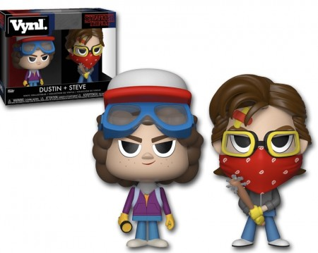 Funko Vinyl! Stranger Things: Vinyl Dustin + Steve-Stranger Things-1