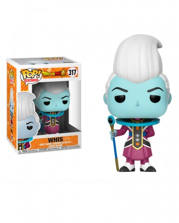 Funko Pop! Whis-Dragon Ball Z-317