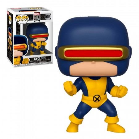 Funko Pop! First Appearance X-men #1 - Cyclops-Marvel 80 Years-502