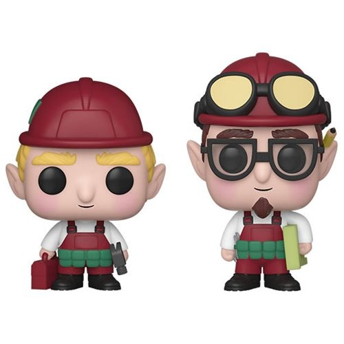 Funko Pop 2 Pack Randy And Rob-Peppermint Lane-100