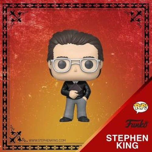 Funko Pop Ad Icons- Stephen King 100-AD Icons-100