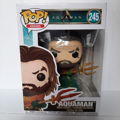 Funko Pop Aquaman #245 - Aquaman - #1