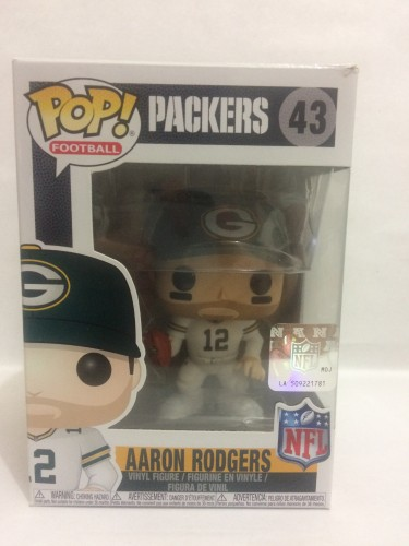 Funko Pop Aaron Rodgers - Green Bay Packers - Nfl-NFL-43