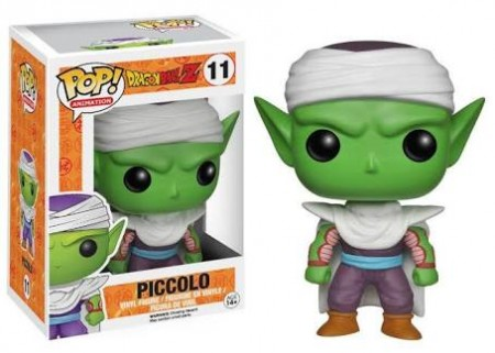 Funko Pop Animação - Dragon Ball Z - Piccolo 11 * Caixa  Danificada *-dragon ball Z-11