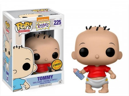 Funko Pop Animations - Rugrats - Tommy 225(chase)-Rugrats-225