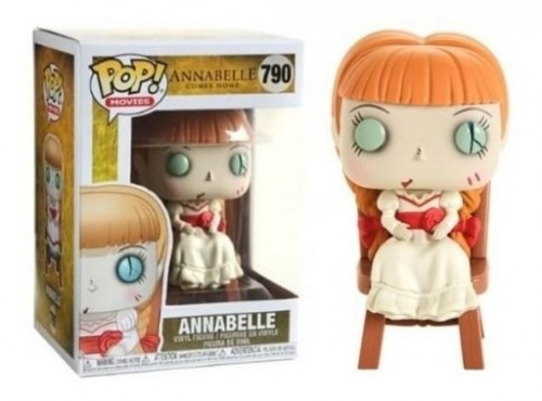 Funko Pop Annabelle Comes Home-Annabelle-790