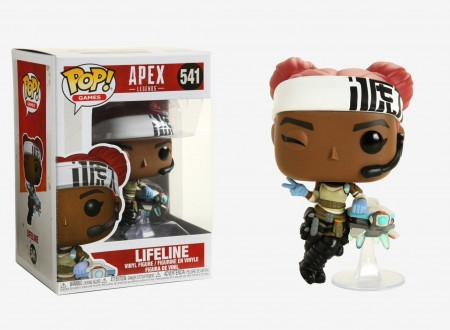 Funko Pop Apex Legends: Lifeline-Apex Legends-541