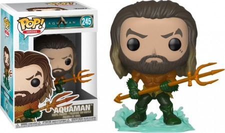 Funko Pop Aquaman - Aquaman - #245