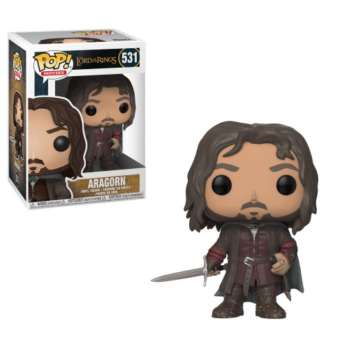Funko Pop Aragorn-Lord of the Rings-531