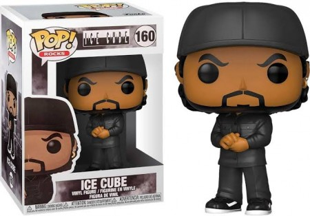 Funko Pop Artistas - Rock- Ice Cube 160-POP Rocks-160