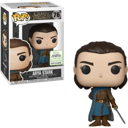 Funko Pop Arya Stark-Game of Thrones-76