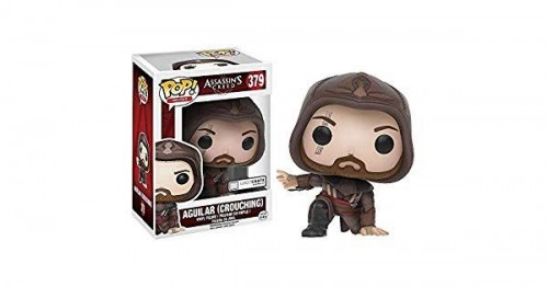 Funko Pop Assassin's Creed- Aguilar( Crouching) 379-Assassins Creed-379