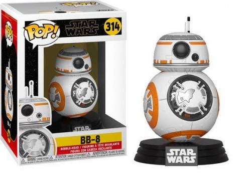 Funko Pop Bb-8-Star Wars-314