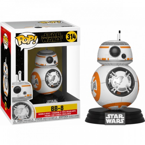 Funko Pop Bb-8 Star Wars-Star Wars-314