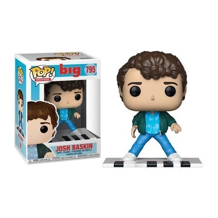 Funko Pop Big Josh Baskin-quero ser grande-795