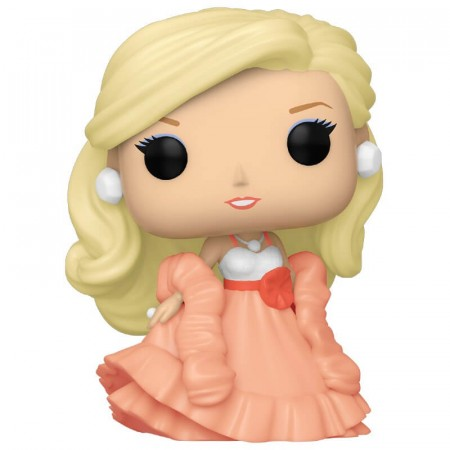 Funko Pop Barbie Peaches N Cream Barbie-Barbie-100