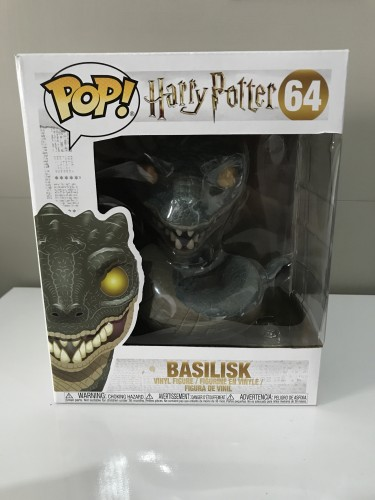 Funko Pop Basilisk-Harry Potter-64