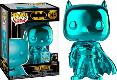 Funko Pop Batman Exclusivo Sdcc-Batman 80th-144