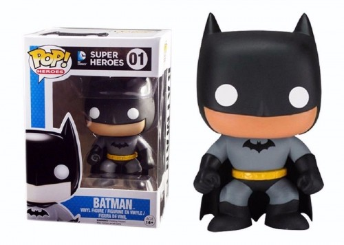 Funko Pop Batman Heroes-DC Super Heroes-1