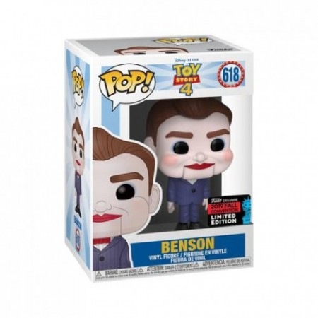 Funko Pop Benson-Toy Story 4-618