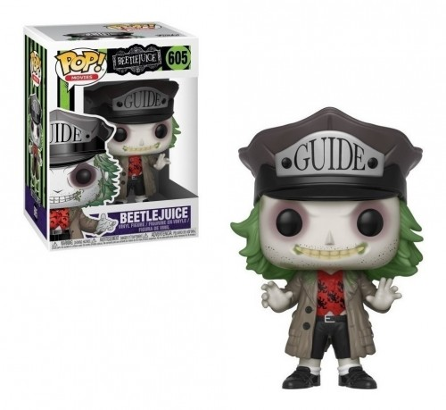 Funko Pop Bettlejuice-Bettlejuice-605