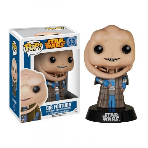 Funko Pop Big Fortuna Star Wars-Star Wars-53