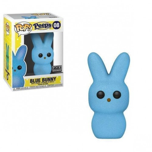 Funko Pop Blue Bunny - Exclusivo Fye-peeps-8