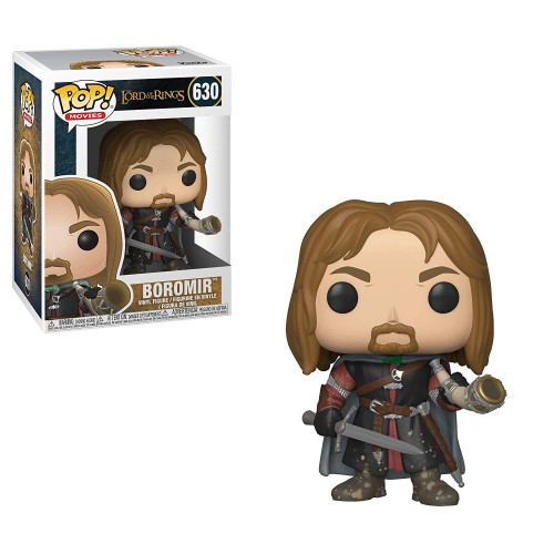 Funko Pop Boromir Lord Of The Rings - Senhor dos Anéis - #630