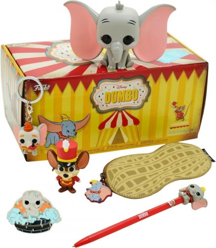 Funko Pop Box Disney Dumbo Exclusiva Hottopic-Dumbo-1