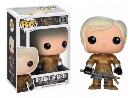 Funko Pop Brienne Of Tarth-Game of Thrones-13