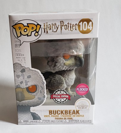 Funko Pop Buckbeak-Harry Potter-104