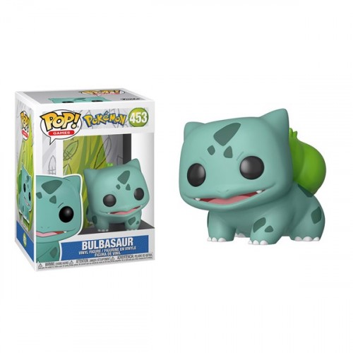 Funko Pop Bulbasaur-Pokemon-453