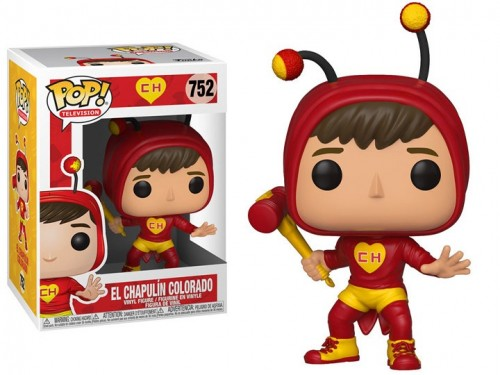 Funko Pop Chapolin Colorado-Chapolin-752