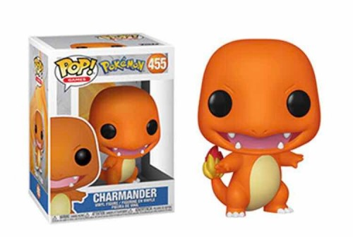 Funko Pop Charmander-Pokemon-455