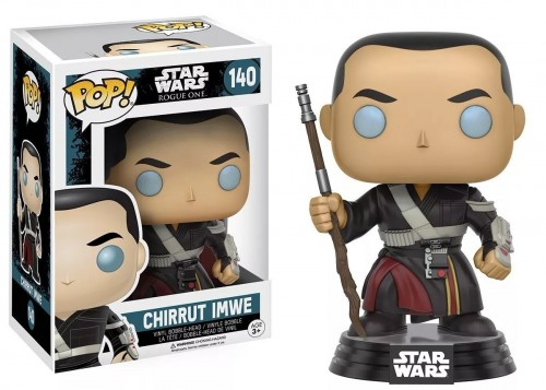 Funko Pop Chirrut Imwe Star Wars - STAR WARS ROGUE ONE - #140