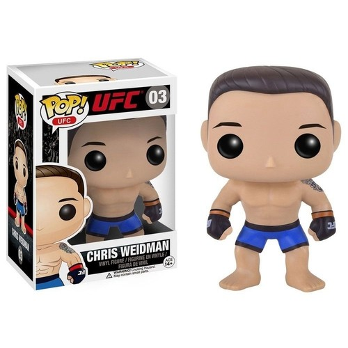 Funko Pop Chris Weidaman-UFC-3