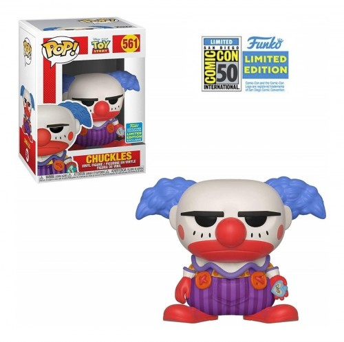 Funko Pop Chuckles Exclusivo Sdcc2019 - Toy Story - #561