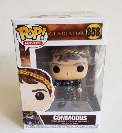 Funko Pop Commodus-Gladiator-858