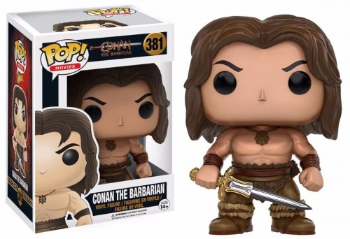Funko Pop Conan The Barbarian - Conan O Bárbaro - #381