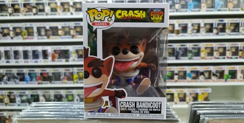 Funko Pop Crash - Crash Bandicoot - #532