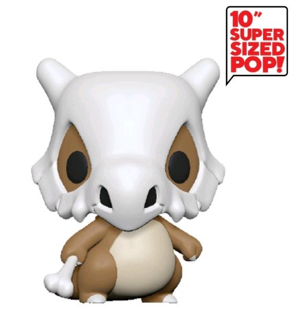 Funko Pop Cubone 10 Polegadas Toy Fair 2020