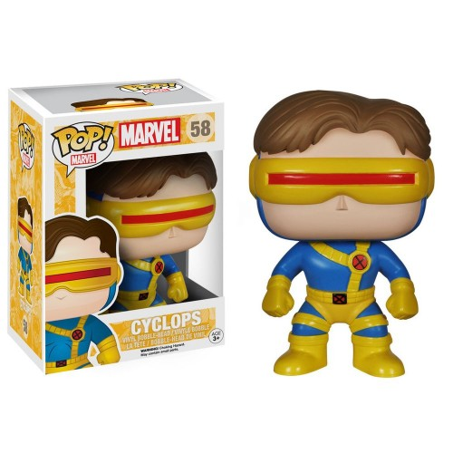 Funko Pop Cyclops-X-Men-58