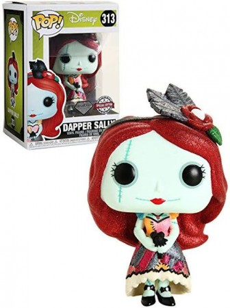 Funko Pop Dapper Sally Diamond Collection-Nightmare Before Christmas-313