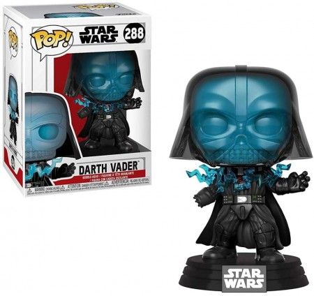 Funko Pop Darth Vader - Eletrocutado-Stars Wars-288