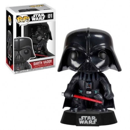 Funko Pop Darth Vader-Star Wars-1