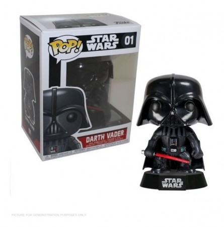 Funko Pop Darth Vader Star Wars-Star Wars-1