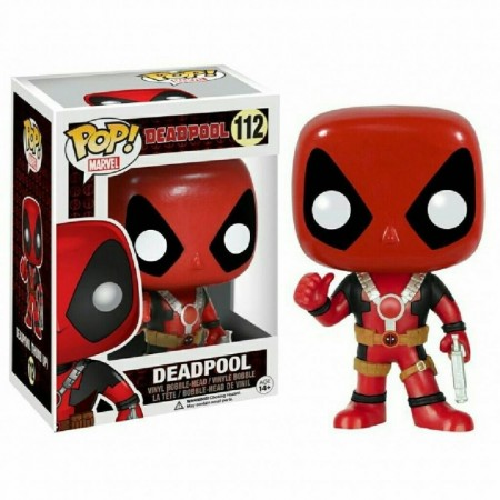 Funko Pop Deadpool-Deadpool-112