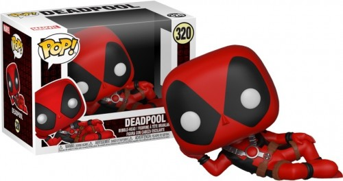 Funko Pop Deadpool Marvel-Deadpool-320