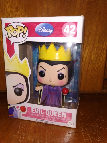 Funko Pop Disney- Evil Queen 42-Disney-42