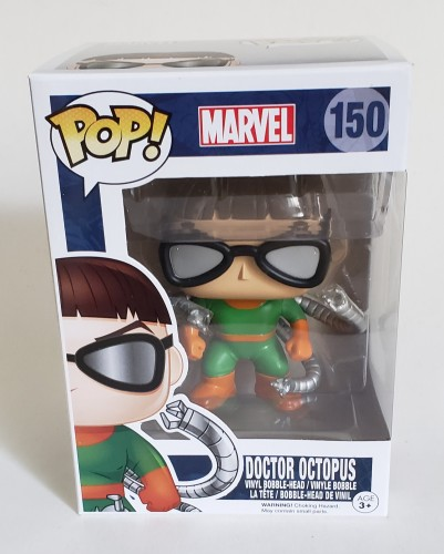 Funko Pop Doctor Octopus-marvel-150